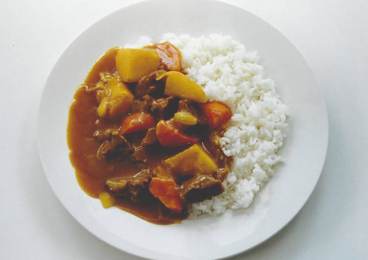 Basic Curry Rice