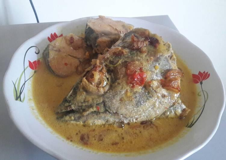 10. Resep Gulai Ikan Tuna