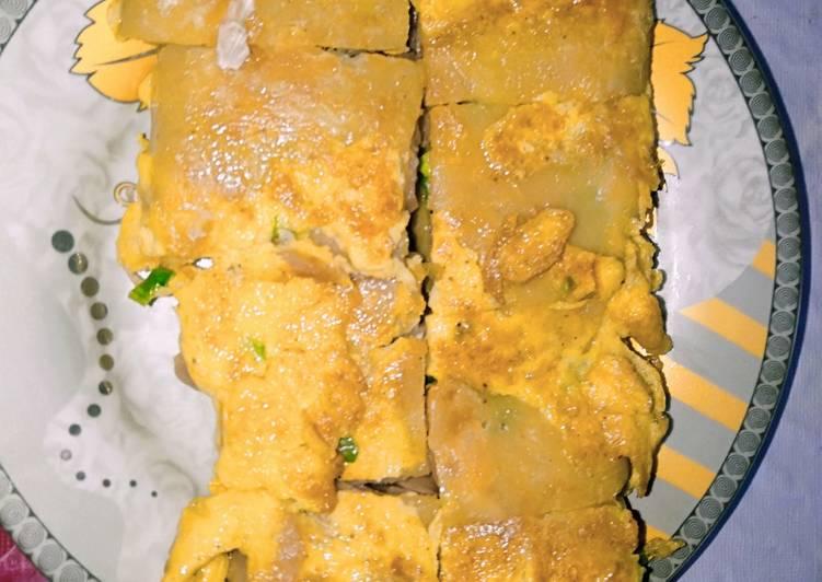 Martabak Telor Homemade