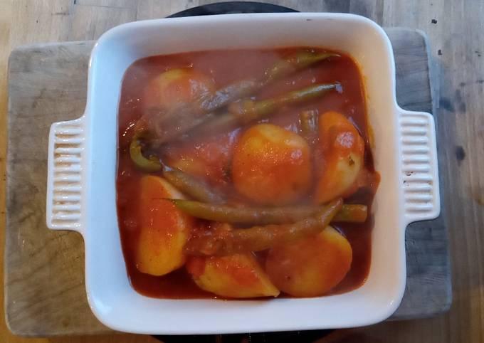 Step-by-Step Guide to Prepare Gordon Ramsay Paprika Stew