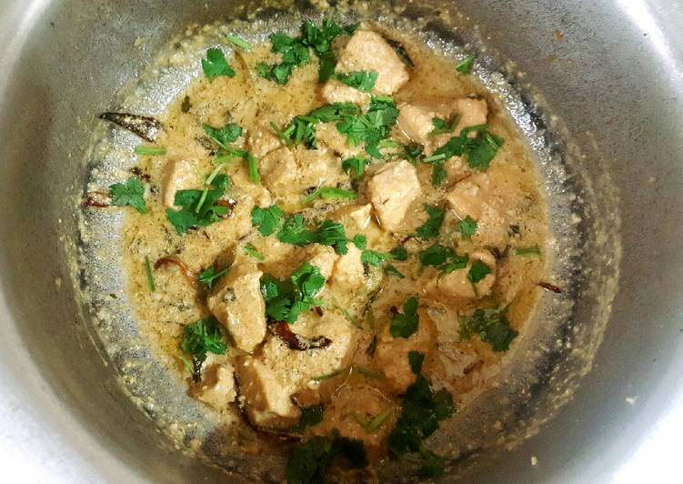 Chicken Qorma 🍜