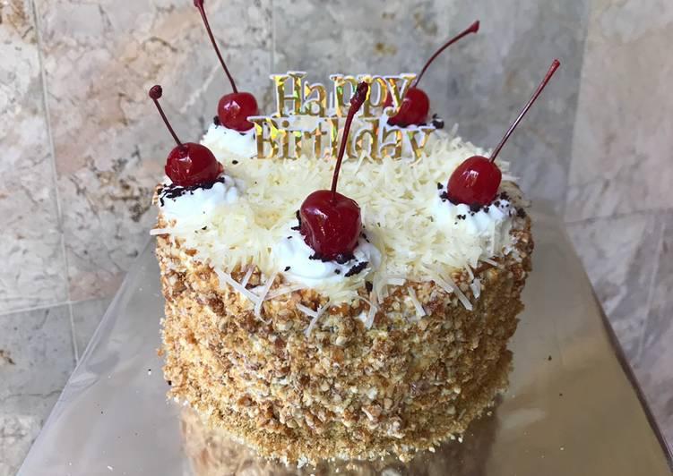Peanut Nougat u/ dekorasi cake