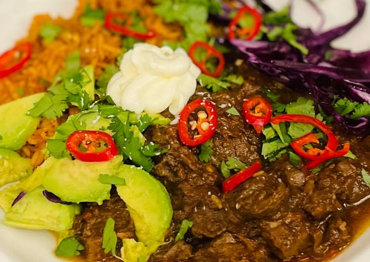 Mexican slow cooked beef, Helping Your To Be Healthy And Strong with The Right Foods
