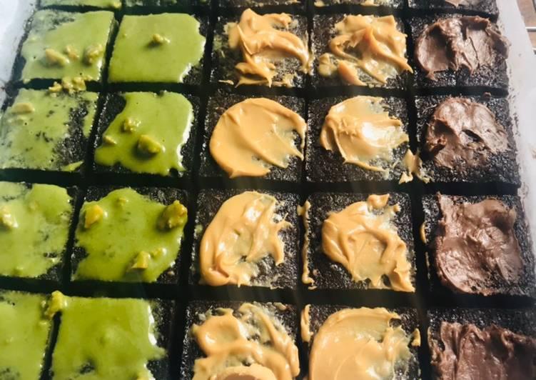 Brownies Terong