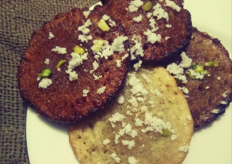 Malpua (Bengali snack)
