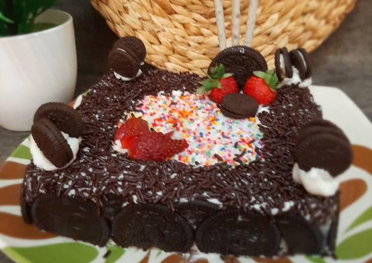 Bagaimana Caranya Memasak Sempurna Kue Ultah Sederhana