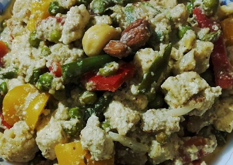 Recipe of Speedy Nabaratna Curry