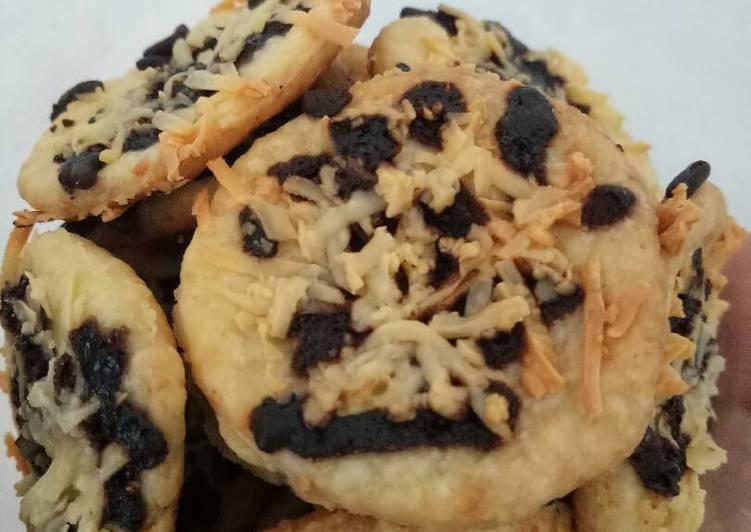 Cookies Teflon (bisa untuk adonan castengel teflon)