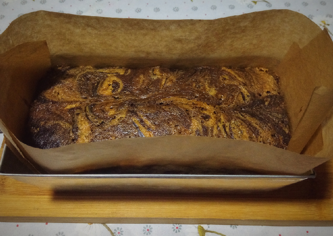 Cake marbré 🍞