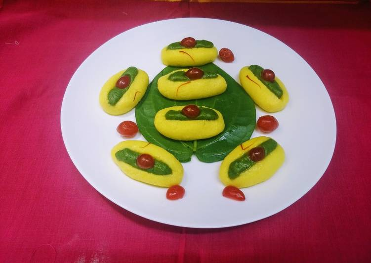 Recipe of Favorite Betel leaf flavour Cham Cham