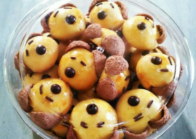 Resep Nastar Doggy Cookies oleh Aulia_Omah Cookies - Cookpad