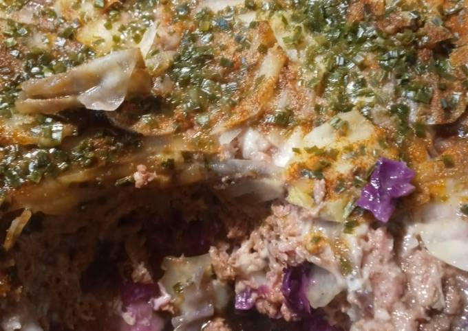 Corned Beef and Red Cabbage