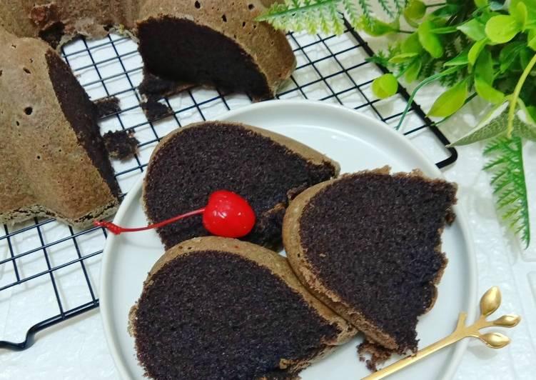 resep bikin Bolu Ketan hitam - Sajian Dapur Bunda