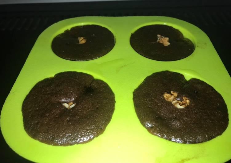 Muffins-chocolate muffins