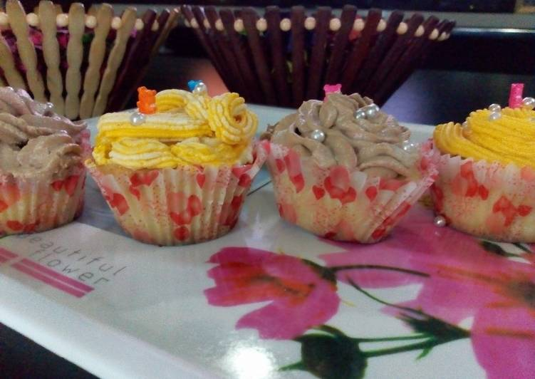 Recipe of Ultimate Cup cake frosting