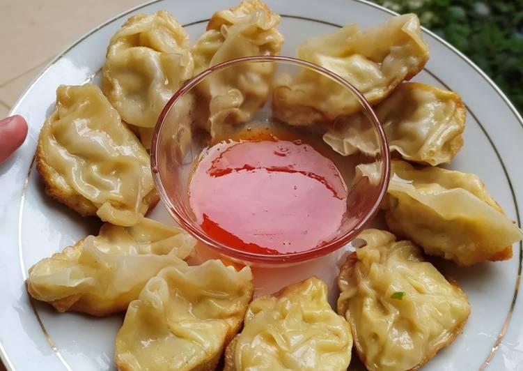 Rahasia Bikin Gyoza Dumpling Ayam Rumahan Bikin Ngiler Menu Resep Masakan