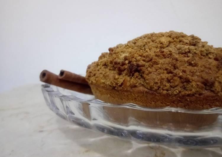Streusel Cinnamon Cake