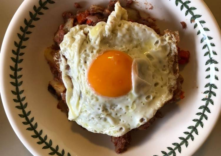 Simple Way to Make Any-night-of-the-week Corned Beef Hash