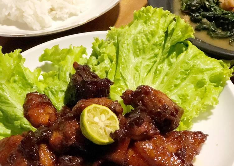 Ayam Bakar Madu ala Tiger Kitchen