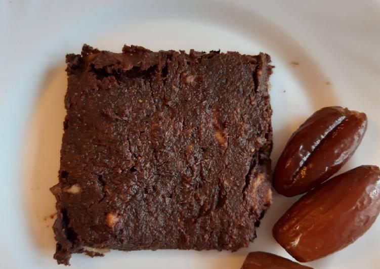 Brownies - zuckerfrei, glutenfrei und vegan