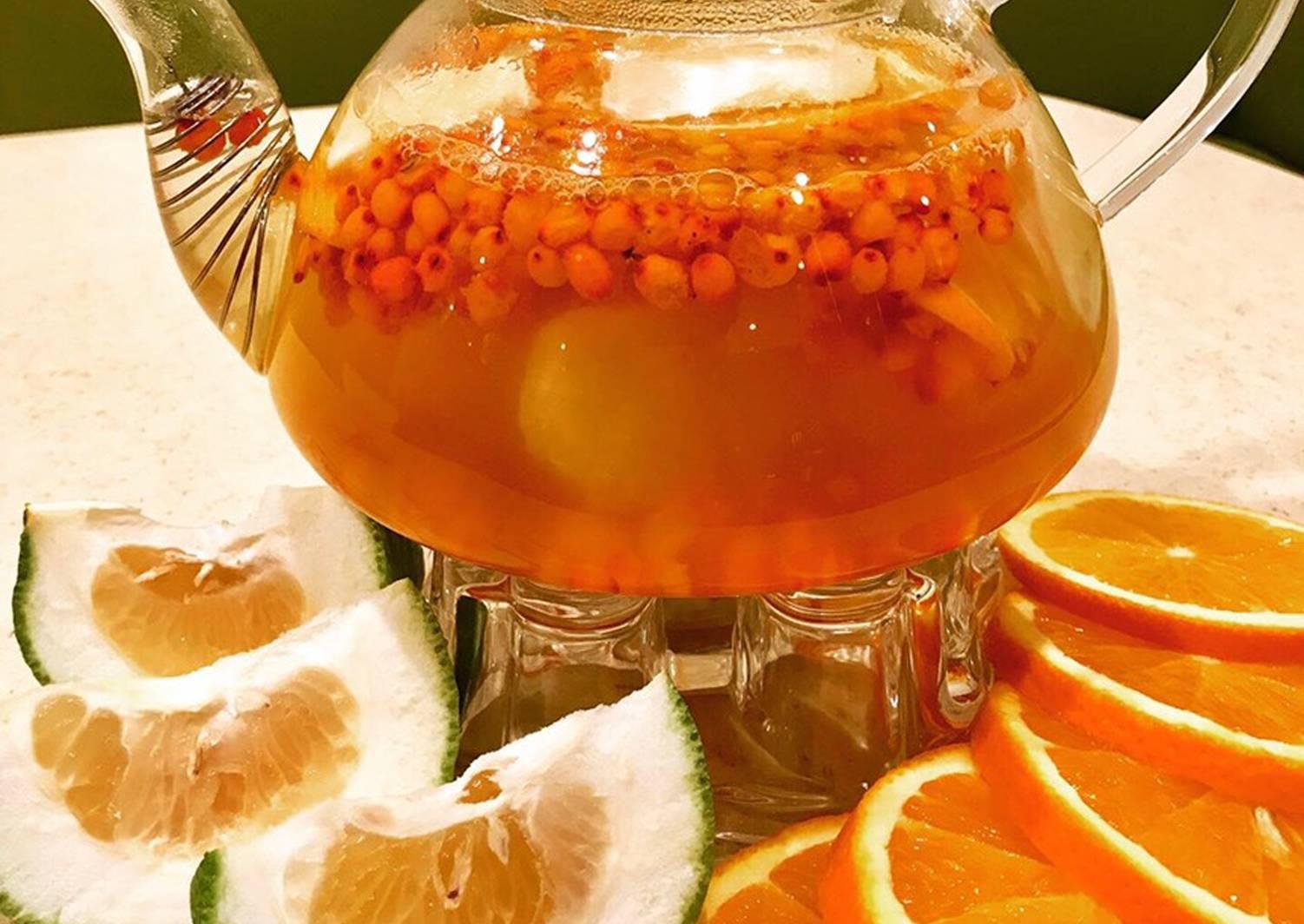 облепиховый чай рецепт с фото перечень преимуществ мадагаскара