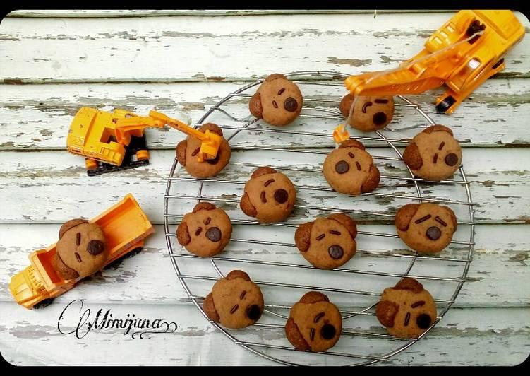 Milo Bear Cookies