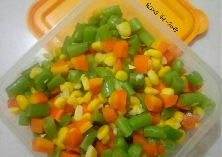 Frozen mix vegetables #48
