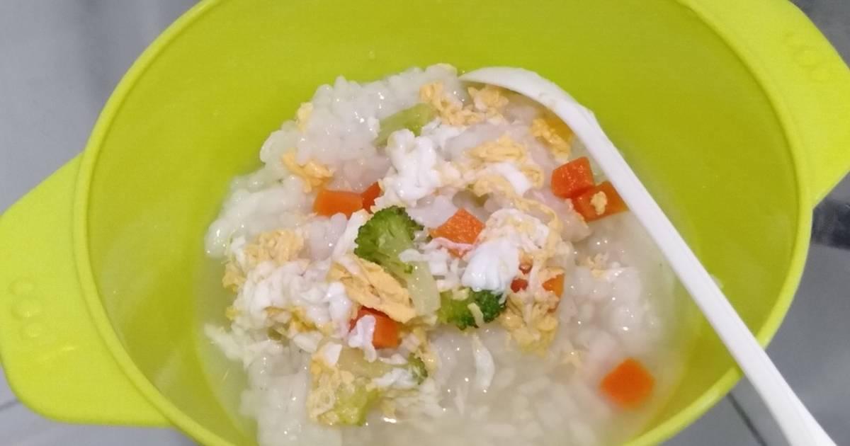 Sup telur sayuran 8y Anti GTM