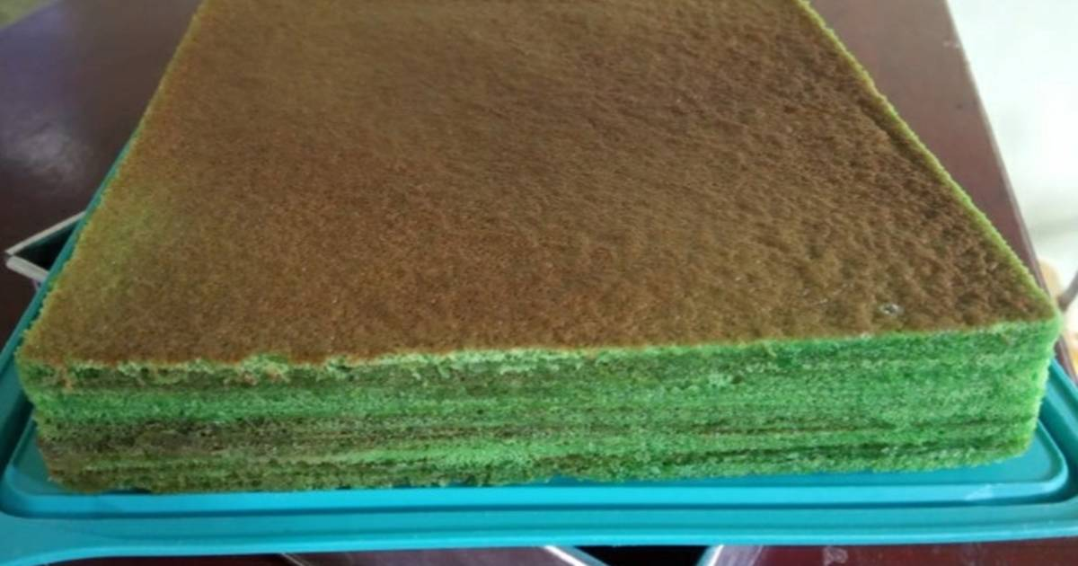 Resep Cake Lapis Minyak Oleh Nova Kitchen Cookpad