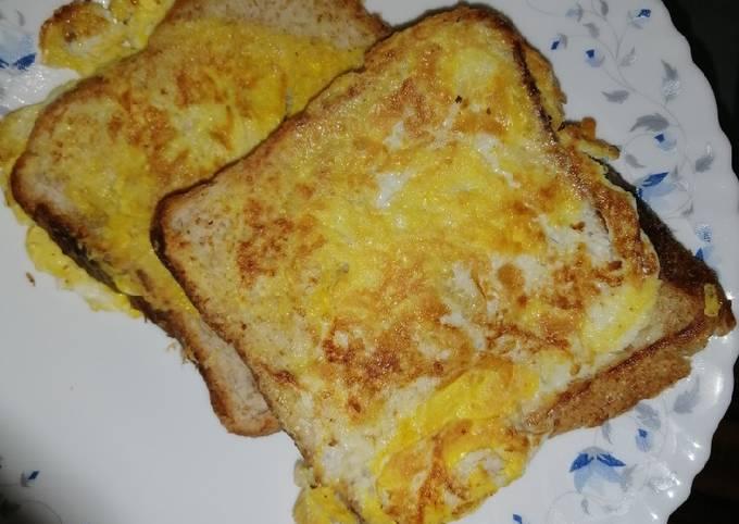 French toast /mayai