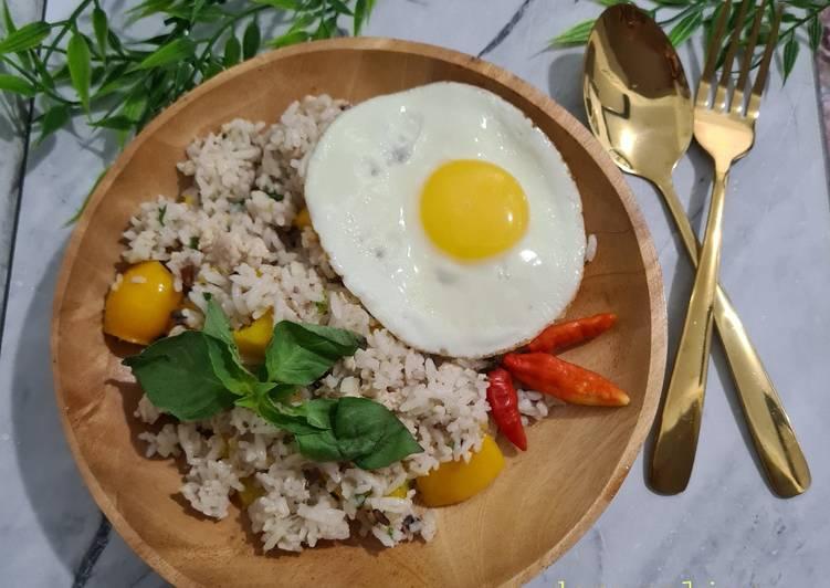 Nasi Goreng Ayam Paprika