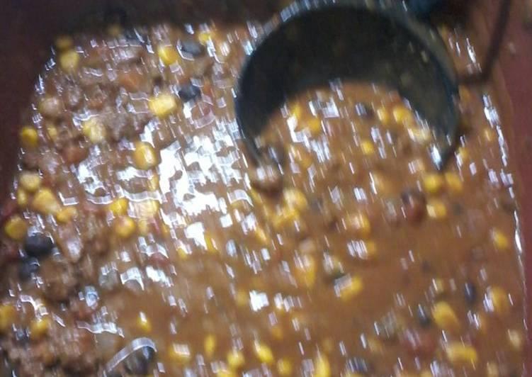 Ninny's Taco Soup