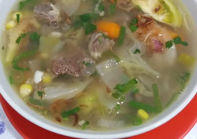 Rahasia Menghidangkan Sup Daging Sapi Ala-Ala yang Bisa Manjain Lidah!