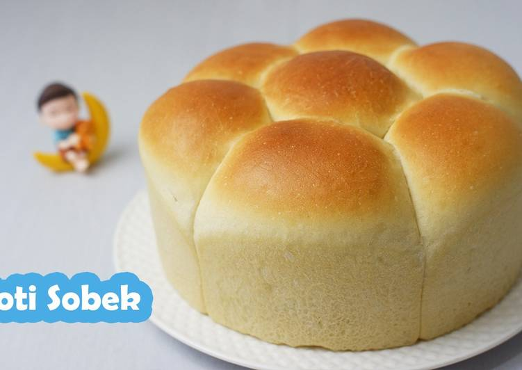 Resep Roti Sobek Bahan Sederhana Oleh Novalina Nova Cookpad