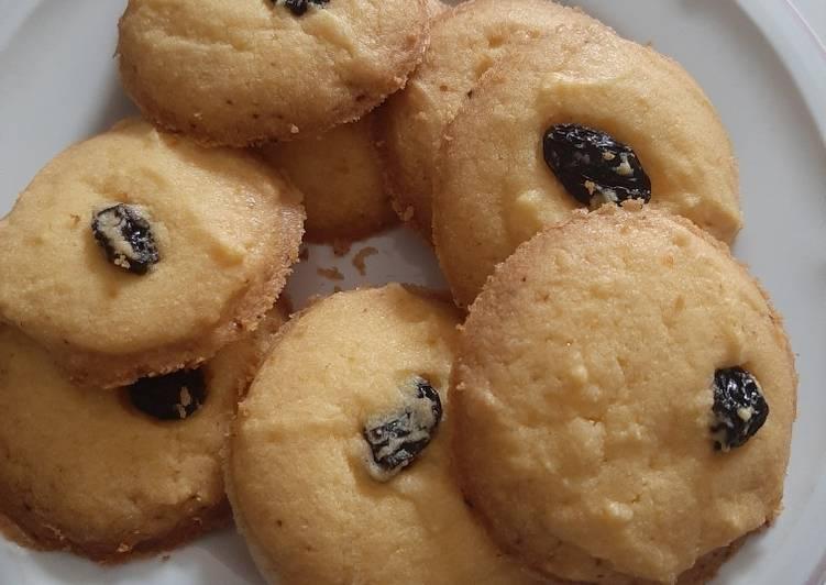 Langkah Mudah untuk Membuat Nutrisari Cookies (Rasa Jeruk) Anti Gagal