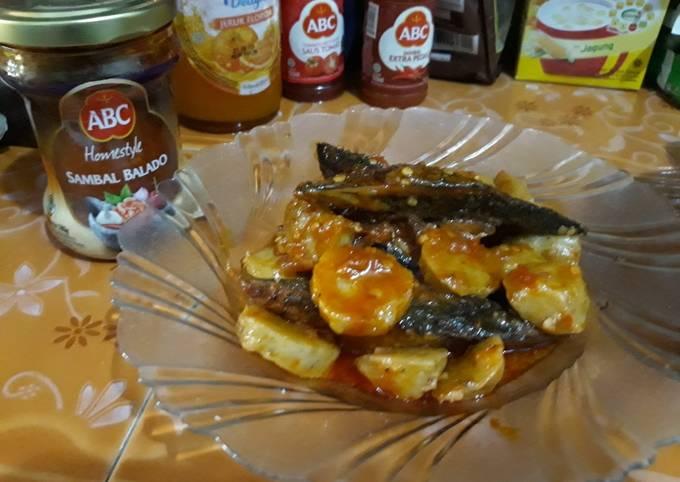 Tongkol Bakso Sambal Balado ABC