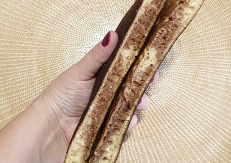 Maxi pancake cacao