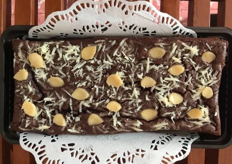 Resep Brownies kw diet debm