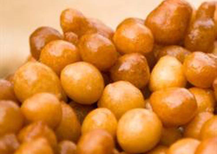 Easiest Way to Make Favorite Crispy sweet dumplings - awwamat