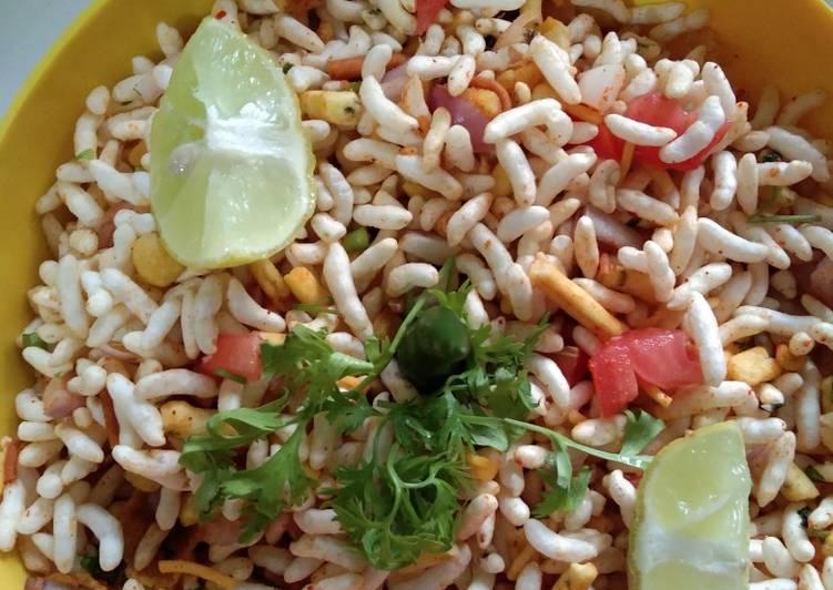Recipe of Perfect Sukhi bhel