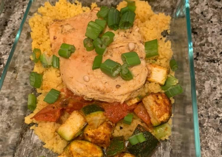 Recipe: Succulent Chicken Shawarma Bork