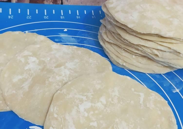 Kulit Dimsum/Dumpling (Khusus yang Dikukus)
