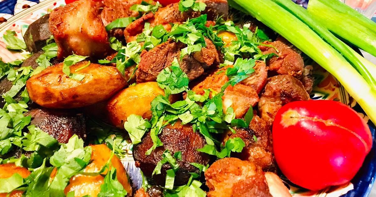 Рецепты блюд в казане с фото