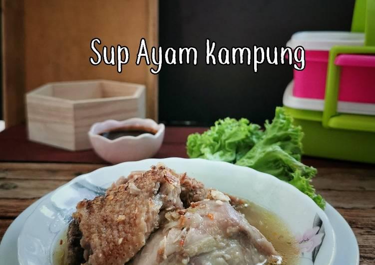 Sup Ayam Kampung - velavinkabakery.com
