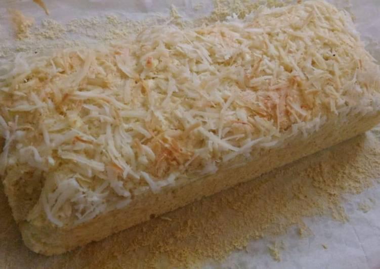 resep mengolah Bolu Kelapa Panggang (tanpa mentega dan minyak goreng) - Sajian Dapur Bunda