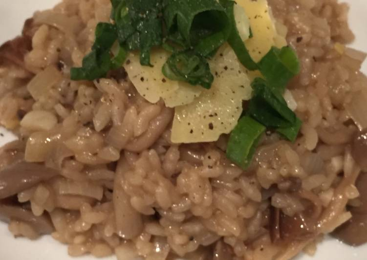 Step-by-Step Guide to Prepare Favorite Mushroom Medley Risotto