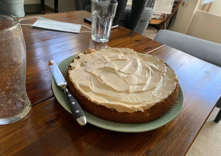 Recipe: Tasty Frieda's Rhubarb Cake
