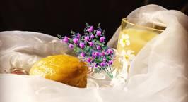 Hình ảnh món Sữa kê đậu xanh lá dứa Bánh chuối chanh leo chùm ngây hấp
