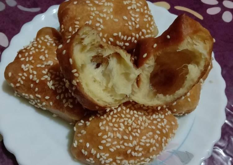 Odading/roti bantal/roti goreng