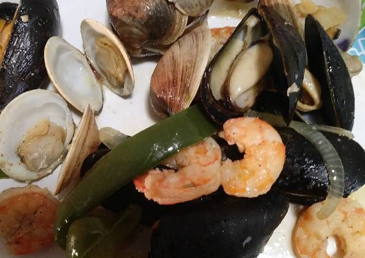 Step-by-Step Guide to Prepare Perfect Clam bake